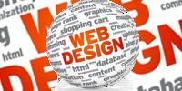 web design 200x100